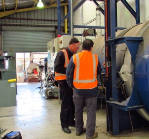 specialised pressure equipment inspection