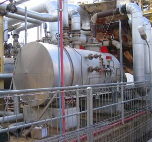 pressure boiler
